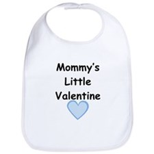 Mommy's Little Valentine Bib