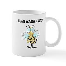 Custom Cartoon Bee Mugs