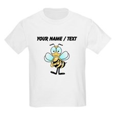 Custom Cartoon Bee T-Shirt