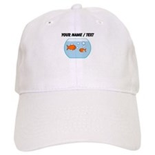 Custom Goldfish Bowl Baseball Cap