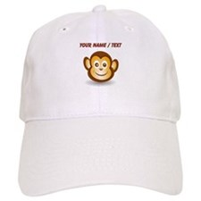 Custom Monkey Face Cap