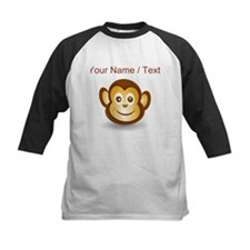 Custom Monkey Face Baseball Jersey