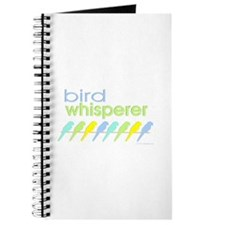 bird whisperer Journal