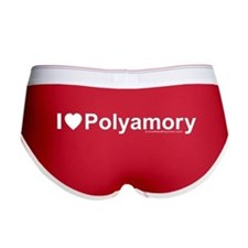 Polyamory Women's Boy Brief