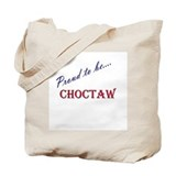 Choctaw Tote Bag