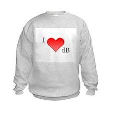 I Love dB Jumper Sweater