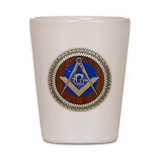 masons Shot Glass