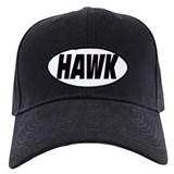 Hawk baseball cap