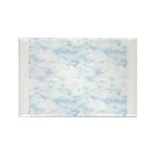 In The Clouds Rectangle Magnet (10 pack)