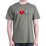 TRIATHLON USA Dark T-Shirt