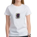 Tribal Skull - Women's T-Shirt