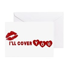 I'll Cover You Greeting Cards (Pk of 10)