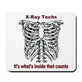 X-Ray Techs Inside Mousepad