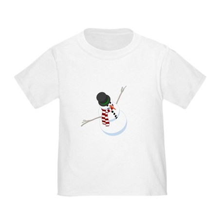 Bliz the Snowman Toddler T-Shirt