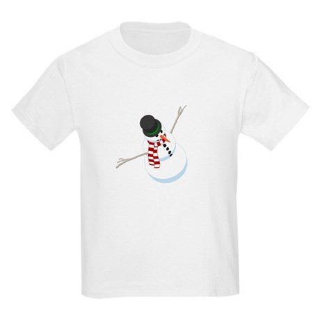 Bliz the Snowman Kids T-Shirt