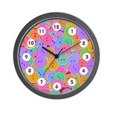 Ton Of Buttons Crafts Wall Clock