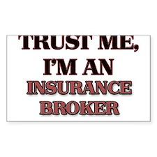 Trust Me, I'm an Insurance Broker Decal