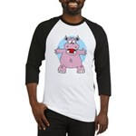 Hippo Hug Baseball Jersey