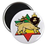 "Zion Lion 2.25"" Magnet (10 pack)"