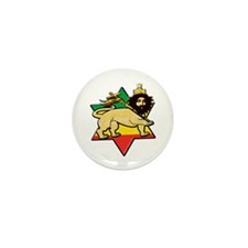 Zion Lion Mini Button (100 pack)