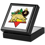 Zion Lion Keepsake Box