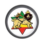 Zion Lion Wall Clock