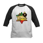 Zion Lion Kids Baseball Jersey