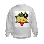 Zion Lion Kids Sweatshirt