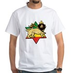 Zion Lion White T-Shirt