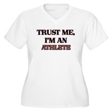 Trust Me, I'm an Athlete Plus Size T-Shirt