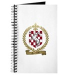 GARNEAU Family Crest Journal