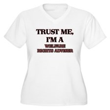 Trust Me, I'm a Welfare Rights Adviser Plus Size T