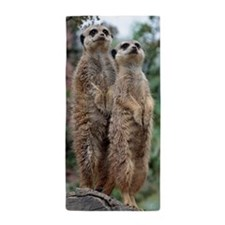 Meerkat-Dreamteam Beach Towel
