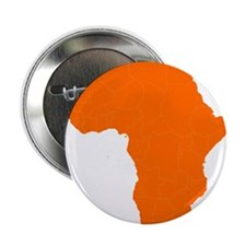 "Continent of Africa 2.25"" Button (100 pack)"