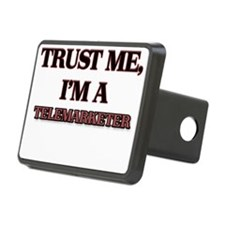 Trust Me, I'm a Telemarketer Hitch Cover