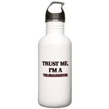 Trust Me, I'm a Telemarketer Water Bottle