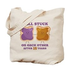 PBJ 15th Anniversary Tote Bag