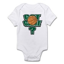 Got Game Basketball Infant Bodysuit