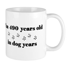 70 dog years 3-2 Mugs