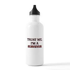 Trust Me, I'm a Surveyor Water Bottle