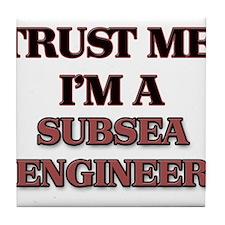 Trust Me, I'm a Subsea Engineer Tile Coaster