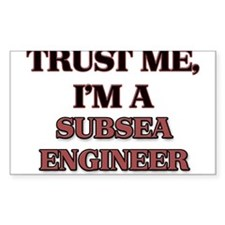 Trust Me, I'm a Subsea Engineer Decal