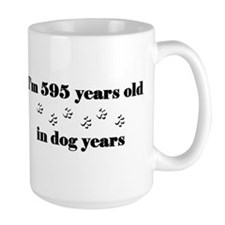 85 dog years 3-2 Mugs