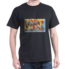 Coney Island New York (Front) T-Shirt