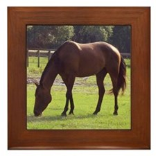 Nevaeh Framed Tile