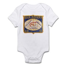 USS SEVERN Infant Bodysuit