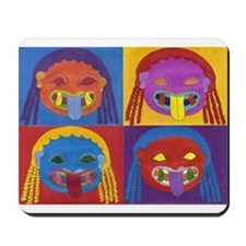 Pop Gorgon Mousepad