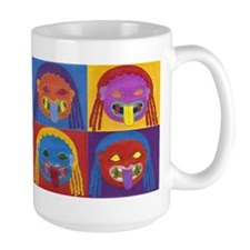 Pop Gorgon Mugs