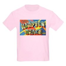 Hampton Beach New Hampshire Kids T-Shirt
