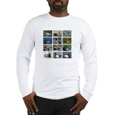 Ducks of Virginia Long Sleeve T-Shirt